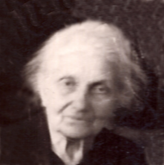 BODALSKA JOZEFA ROZEWSKA, Radom, Noël 1947.