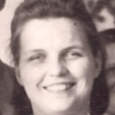 Barbara Tietiajew, Radom en  1947.