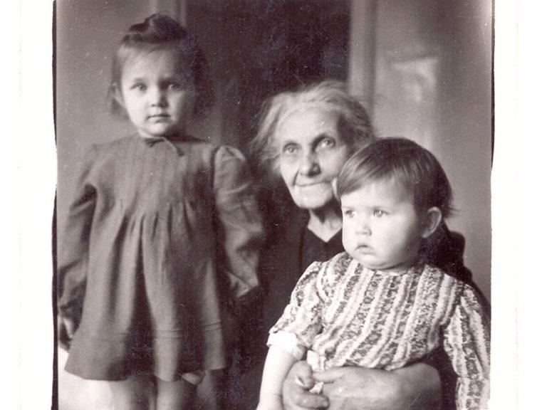 BODALSKA ROZEWSKA JOZEFA. Radom, Noël, 1947.