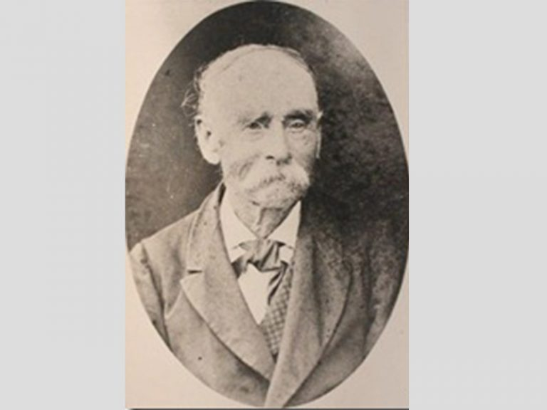 BRONIEWICZ Jozef Kasper, portrait.