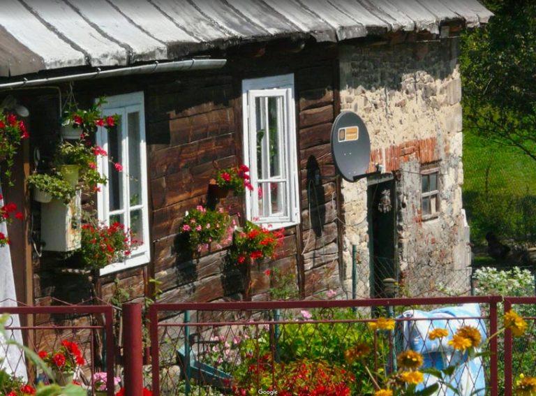 Stopnica aujourd'hui. Une maison qui doit se rappeler nos ancêtres.