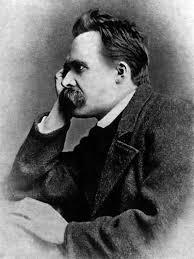 Friedrich Nietzsche.