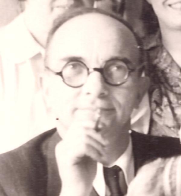 Bodalski Maurycy. Noel 1947 à Radom.