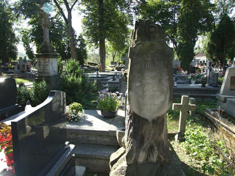 Tombe de Broniewicz Karolina à Pulawy.