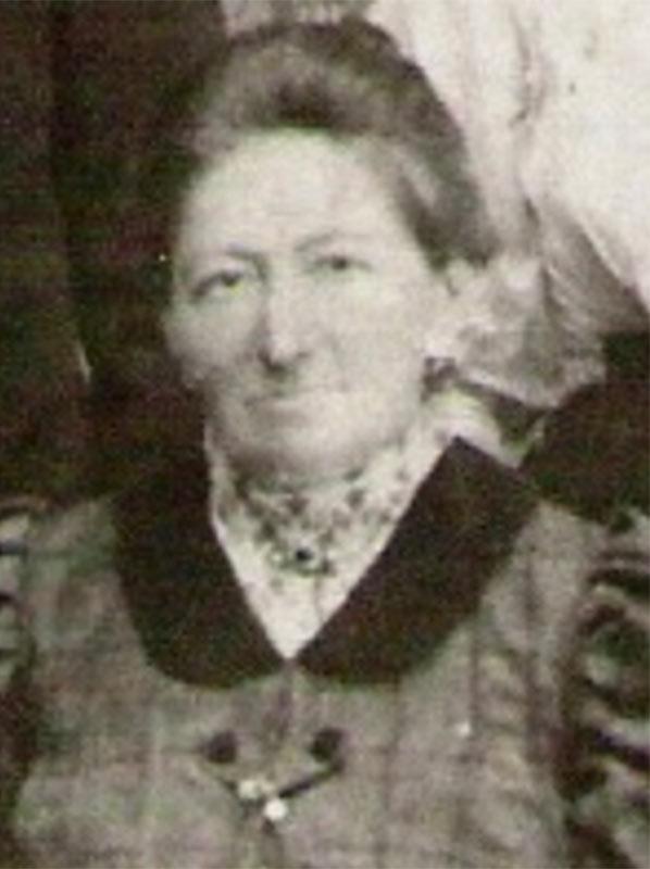 Marianna Teodora Turketti Broniewicz, fille de Antoni Jan.