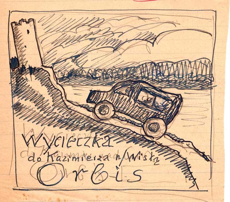 ©Maurycy Bodalski - Excursion à Kazimierz avec Orbis.