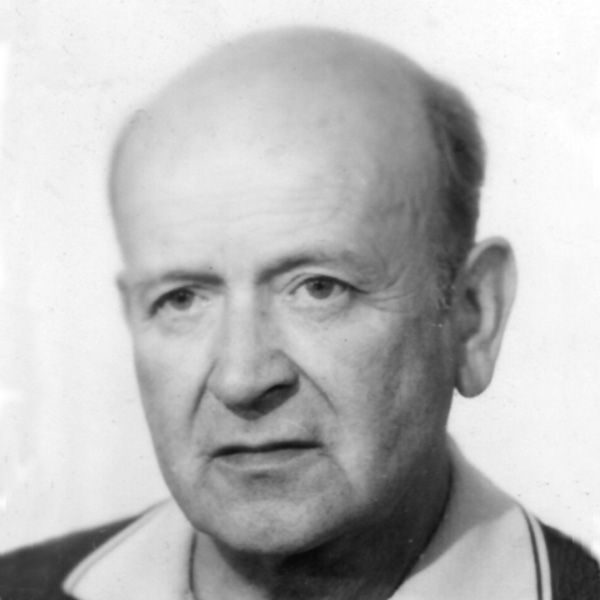 Jerzy Tietiajew, époux de Barbara, vers 1975.