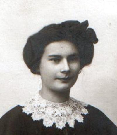 Lucyna Kolasińska - portrait