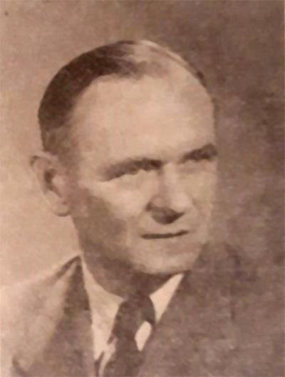 Prof TADEUSZ ADAM BODALSKI