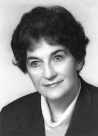 Prof. Halina Rządkowska-Bodalska