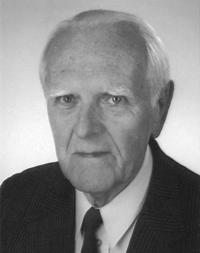 Prof. Ryszard Bodalski