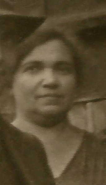 Bodalska Bronislawa ca 1930