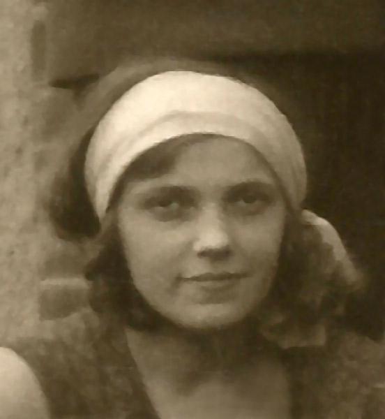 BODALSKA Stefania env. 1930 (ou Kalina ?)