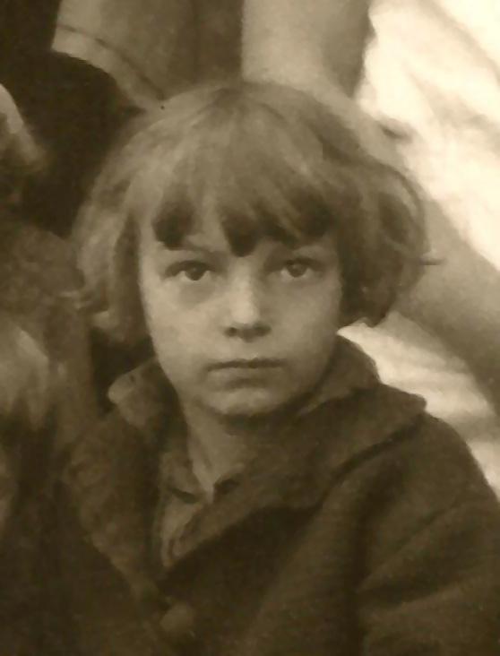 Hochfeld Bohuszewicz Anna (?), ca 1930