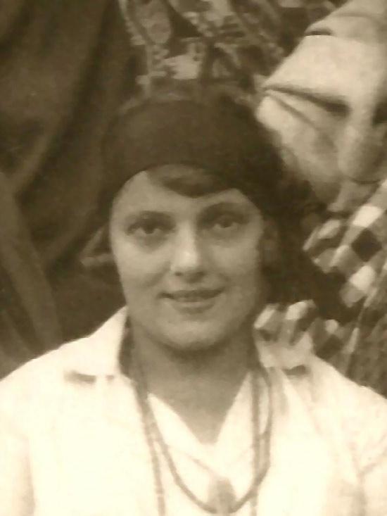 BODALSKA Wieslawa ca 1930