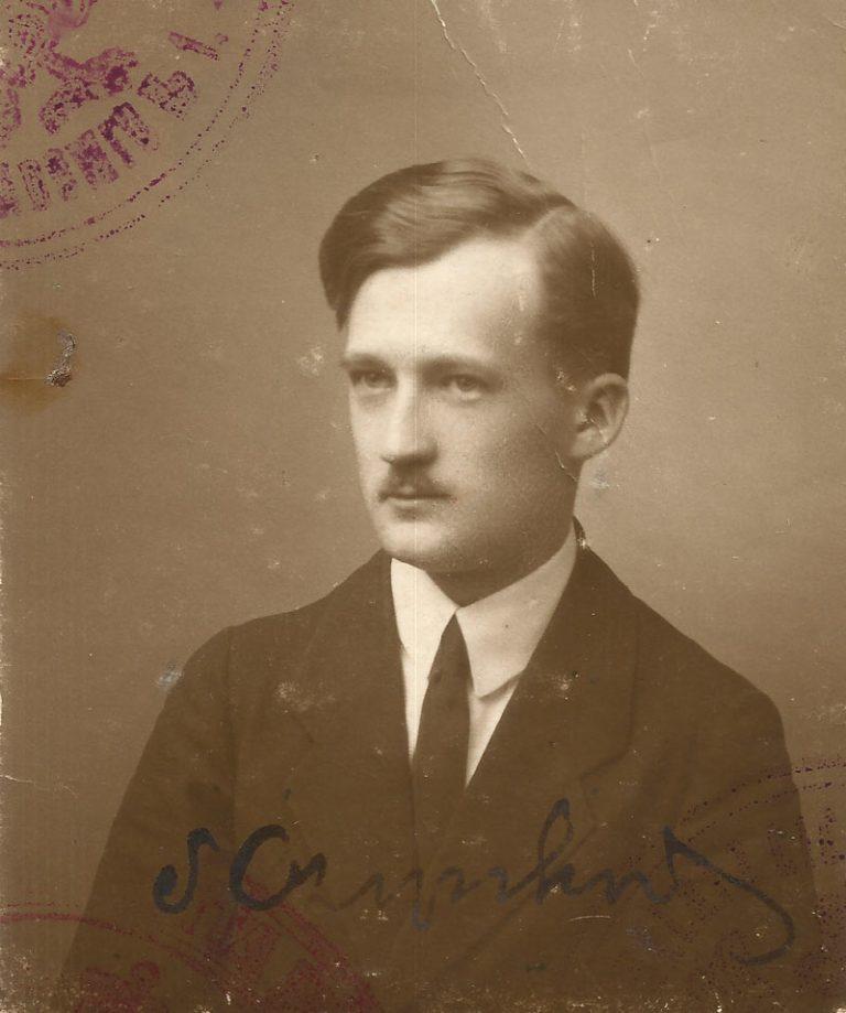 Stefan Czyszkowski, 1914