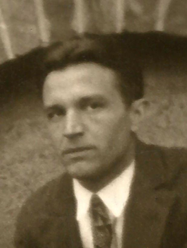 Szott Marian ca 1930